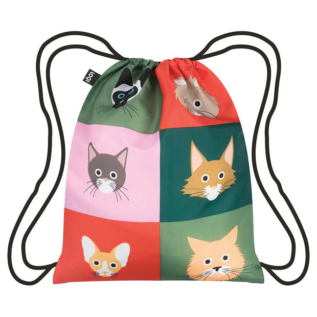 Loqi - Backpack Cats & Dogs Collection