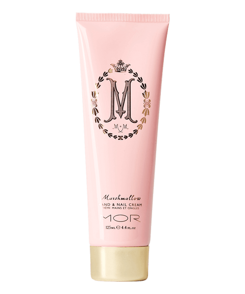 MOR - Marshmallow Hand & Nail Cream 125mL