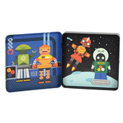 Magnetic Tin Robots-Toys-Other-OPUS Design