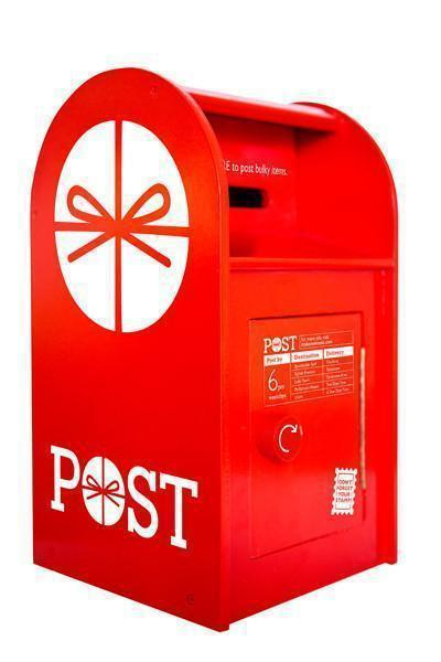 Make Me Iconic Post Box-Toys-Make Me Iconic-OPUS Design