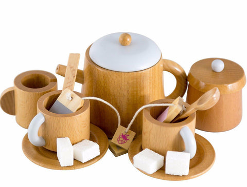 Make Me Iconic Tea Set-Toys-Make Me Iconic-OPUS Design