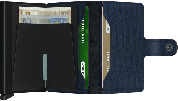 Secrid Miniwallet - Dash Navy