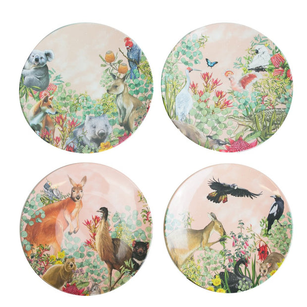 La La Land : Love From Down Under Melamine Plate Set