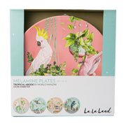 La La Land - Tropical Abode Plate Set