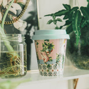 La La Land - Tropical Abode Ceramic Coffee Cup