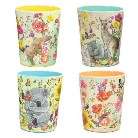 La La Land - Secret Garden Cup Set
