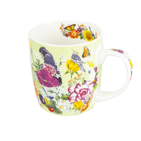 La La Land - Secret Garden Birds Mug