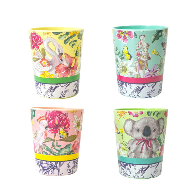 La La Land - Australian Nostalgia Patch Cup Set