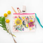 La La Land - Secret Garden Bird Coin Purse