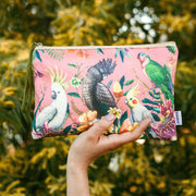 La La Land - Clutch Purse Floral Paradiso