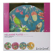 La La Land - Exotic Paradiso Plate Set