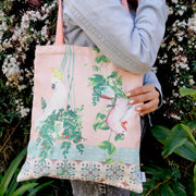 La La Land - Tote Bag Tropical Abode