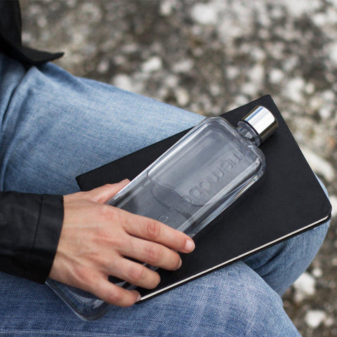 Memobottle Slim-Drink Bottles-Memobottle-OPUS Design