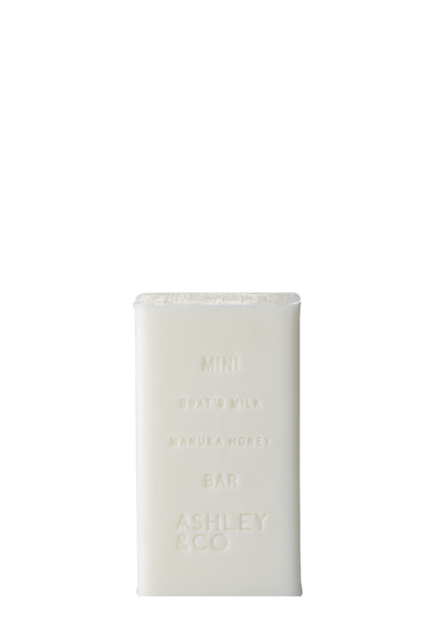 Ashley & Co - Mini Bar Soap: Vine & Paisley