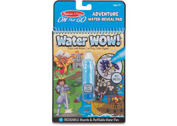 On The Go - Water Wow! Adventure