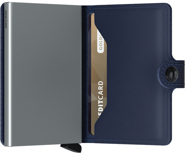 Secrid Miniwallet - Original Navy-Blue