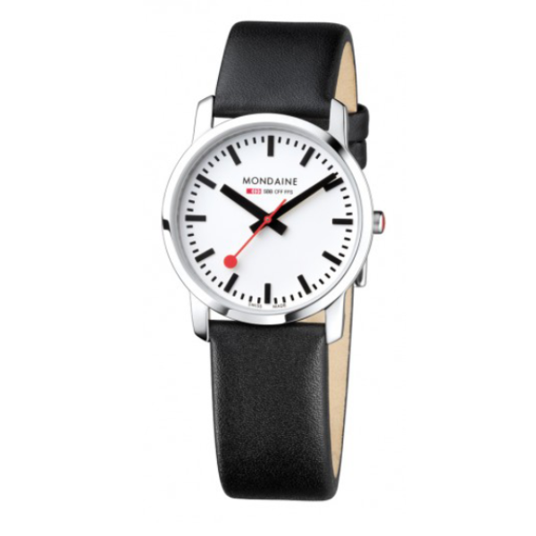 Mondaine Simply Elegant 36Mm (A400.30351.11Sbb)-Watches-Mondaine-OPUS Design
