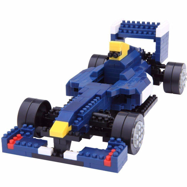 Nanoblock Formula One Car-Toys-Nanoblocks-OPUS Design
