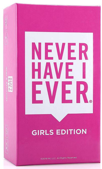 Never Have I Ever - Girls Edition