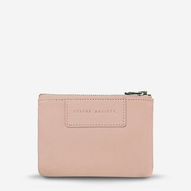 Status Anxiety - Anarchy Wallet: Dusty Pink