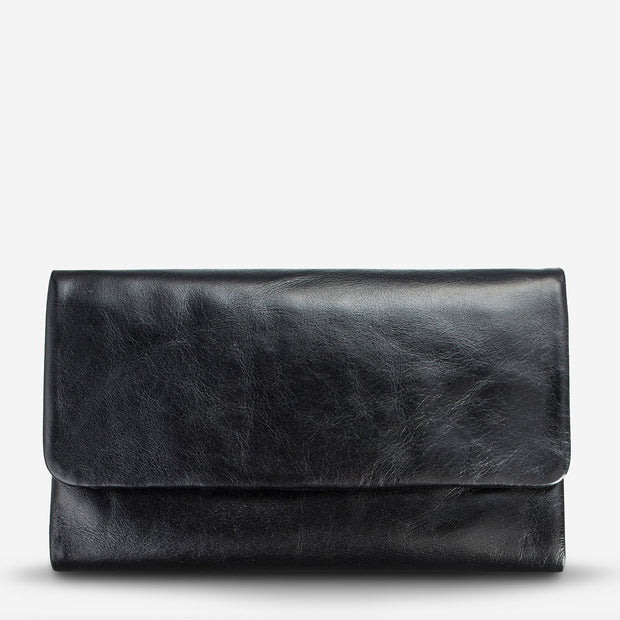 Status Anxiety - Audrey Wallet: Black