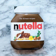 Nutella: 30 Best Recipes-Cookbooks-Other-OPUS Design