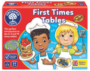 Orchard Game - First Times Tables