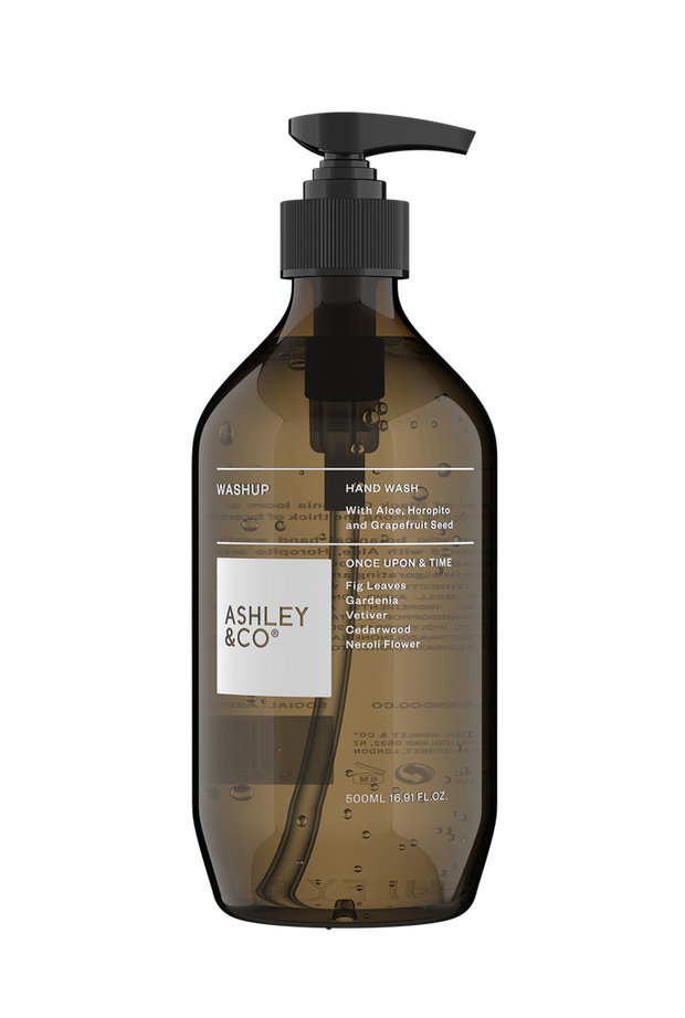 Ashley & Co. - Washup Botanical Hand Wash: Once Upon & Time