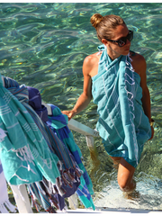 Hammamas Turkish Towels - Original Adults