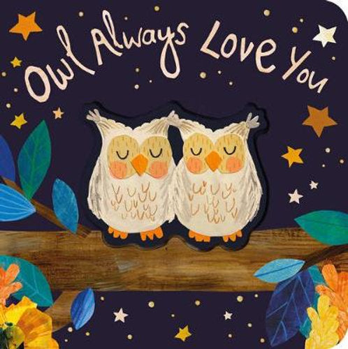 Owl always love you by Clarkson Hegarty