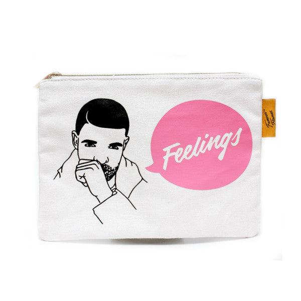 Famous Flames - Drizzy Accessories Pouch