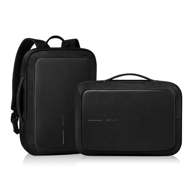 Bobby - Bizz Black Anti-Theft Backpack