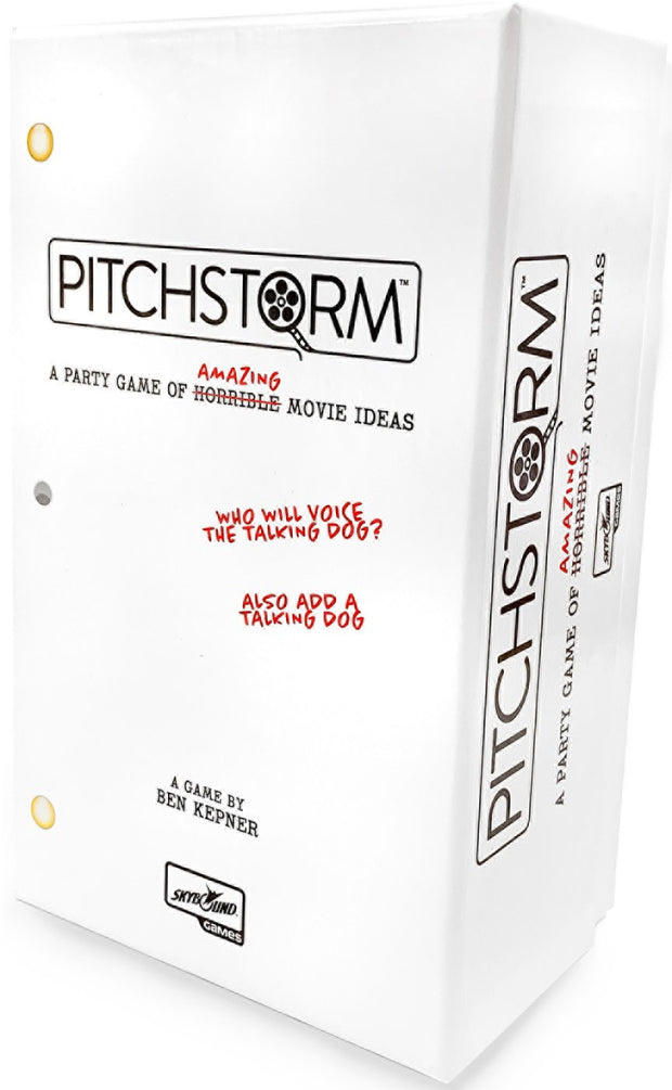 Pitchstorm - Base Game