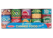 Play Food Cans – Set Of 10-Toys-M&D-OPUS Design