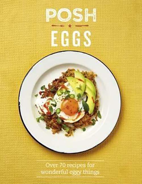 Posh Eggs-Cookbooks-Other-OPUS Design
