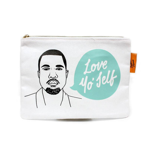 Famous Flames Kanyay Accessories Pouch
