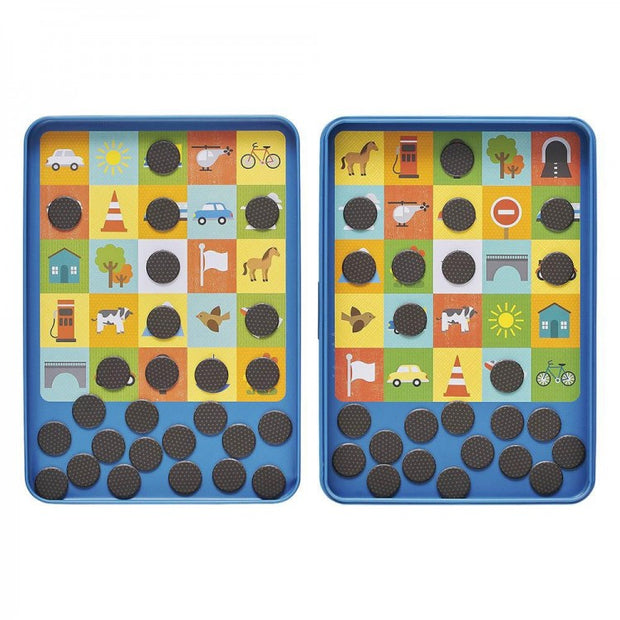 On-The-Go Bingo Magnetic Game Tin