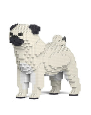 Jekca Building Blocks - Pug