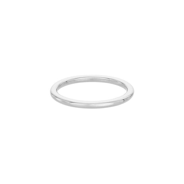Pernille Corydon - Times Gone By Basic Ring - Silver