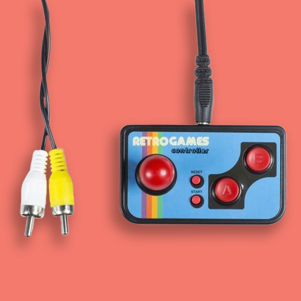 Retro Mini Tv Games-Tech Games-Other-OPUS Design