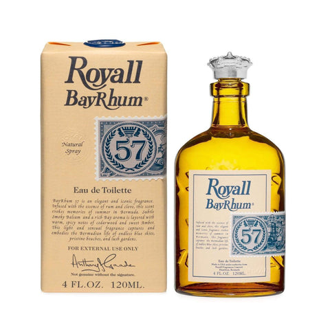 Royall - BayRhum 57 Eau de Toilette - 120ml