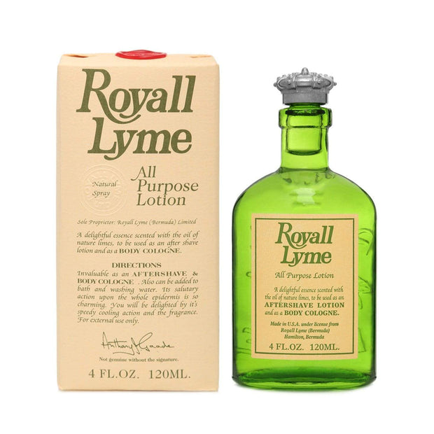 Royall - Lyme Natural Spray - 120ml