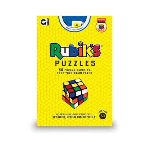 Ginger Fox - Rubik's Puzzle