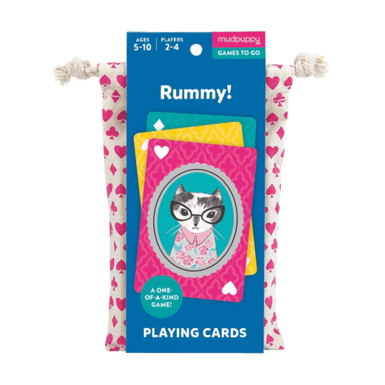 Rummy! Playing Cards To Go