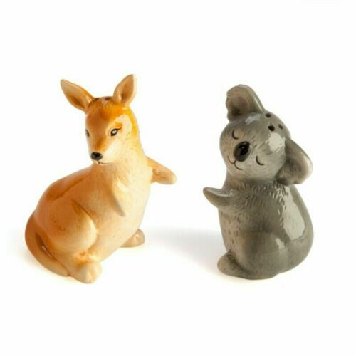 Salt & Pepper Set - Australian