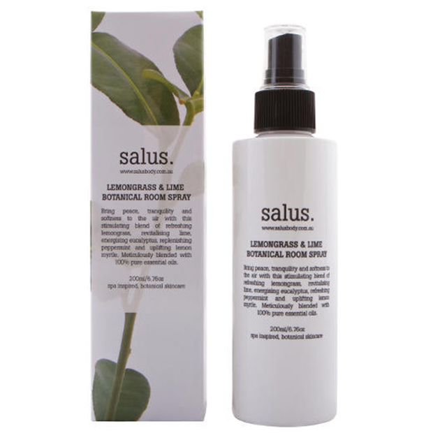 Salus Lemongrass & Lime Botanical Room Spray-Diffusers-Salus-OPUS Design