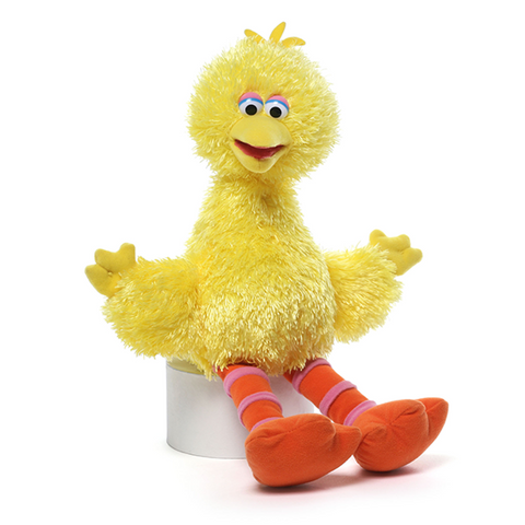 Sesame Street Big Bird Soft Toy-Soft Toy-Sesame Street-OPUS Design