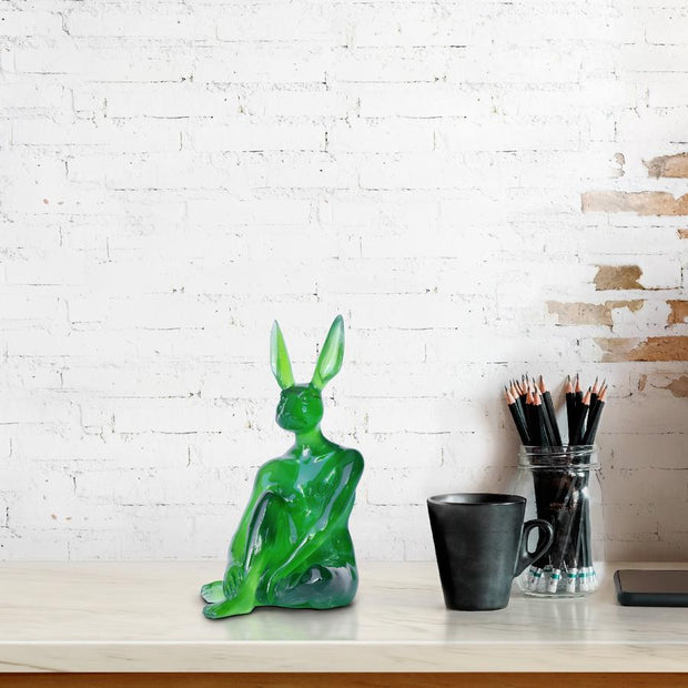 Gillie And Marc Mini Lolly Rabbitgirl - Green