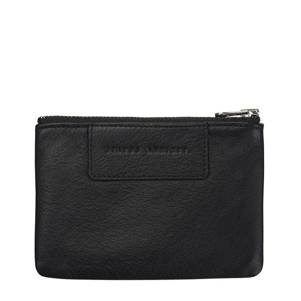 Status Anxiety - Anarchy Purse-Wallets & Purses-Status Anxiety-Black-OPUS Design