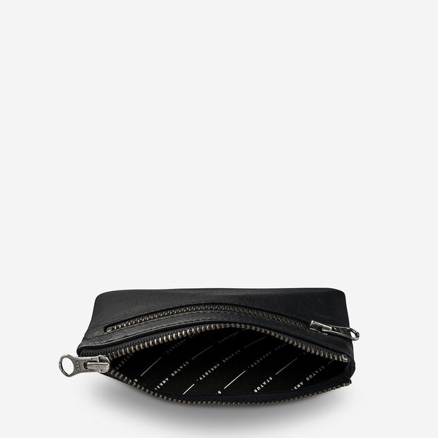 Status Anxiety - Anarchy Wallet: Black